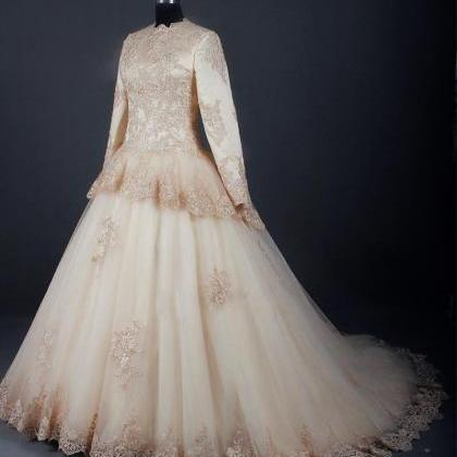Bride Dress 2019 Ball Gown Princess..
