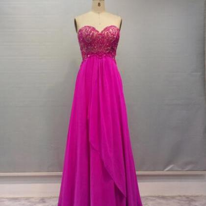 Prom Dress,Chiffon Prom Dress,Lon..