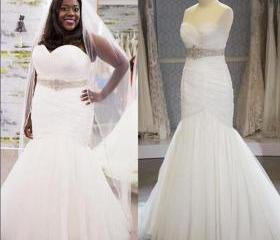 Plus Size Wedding Dr..