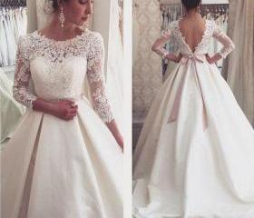 Wedding Dresses,Lace..