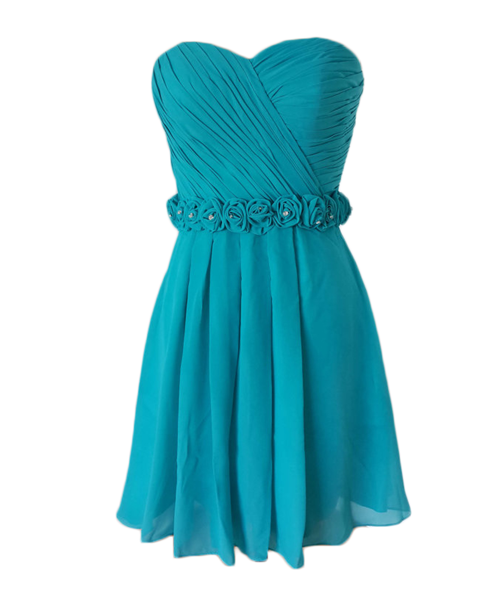 Turquoise Homecoming Dresses,Short Prom Dress, Graduation Dresses 2018,Short Party Dresses, Short Prom Dress With Belt