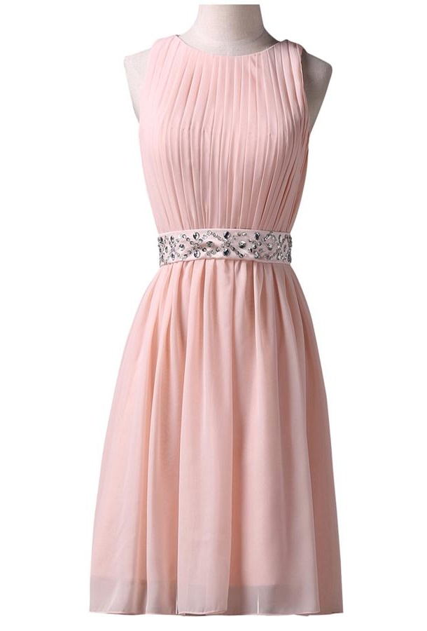Prom Dress,Homecoming Dresses, Chiffon Prom Dress,Pink Prom Dresses,Short Prom Dresses,Cocktail Dresses, Custom Made Prom Dresses,Sexy Prom Dress,2016 Prom Dresses