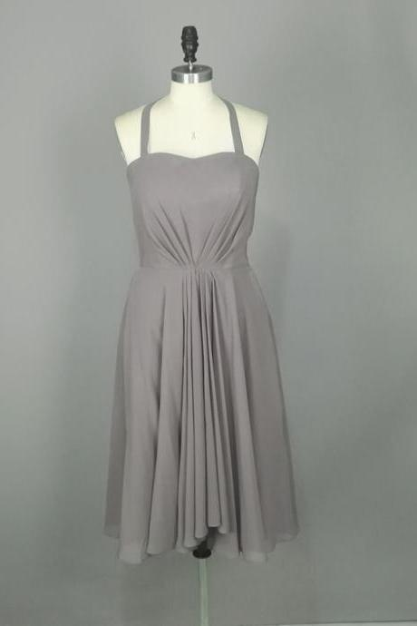 prom dresses,Short Gray Prom Dresses,Short Prom Dresses,Chiffon Prom Dresses,Cheap prom dresses,Short Evening Dress,Graduation Dresses, Homecoming Dresses, Cocktail Dresses,Formal Gowns