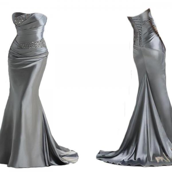 2019 prom dresses,gray prom dresses,mermaid evening dresses long ,evening dresses 2019,long prom dresses,dresses party evening,sexy evening gowns,formal dresses evening,celebrity red carpet dresses