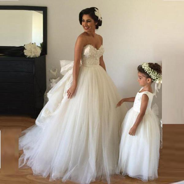 2019 Wedding Dresses,Off The Shoulder Wedding Dresses, Zipper Back Dress With Bow,Ball Gown Wedding Dresses,Lace Wedding Dresses,Plus Size Wedding Dresses,Wedding Gowns,Bridal Gowns